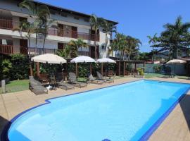 Hotel Ilhas do Caribe, hotel near Enseada Shopping Mall, Guarujá