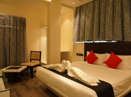 Hotel Royal Benza, hotel in Vijayawāda