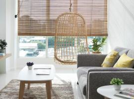 Gorgeous Nature Inspired Family Pad (B6-32Dual), apartment in Kota Kinabalu