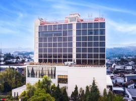 PRIME PARK Hotel Bandung, hotel near Saung Angklung Udjo, Bandung