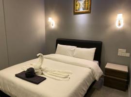 HOTEL D'LIMA INN, hotel in Kuala Lumpur