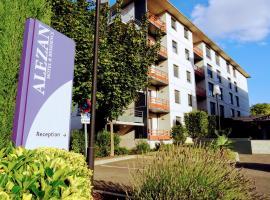 Alezan Hôtel & Résidence, appart'hôtel à Toulouse