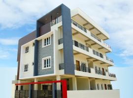 AppleTreesInn, apartment in Mysore