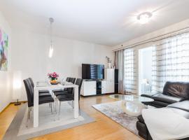 Go Happy Home Mikonkatu 11, Modern 2 bedroom apartment with balcony, puhkemajutus Helsingis