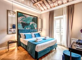 Hotel 55 Fifty-Five - Maison d'Art Collection – hotel w Rzymie