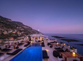 Hotel Villa Franca, hotel near Spiaggia Grande, Positano