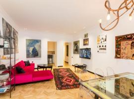 Machabeli Art Apartment, апартаменты/квартира в Тбилиси
