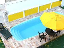 Arena Maracanã Hostel, hotel poblíž významného místa Stadion Maracanã, Rio de Janeiro