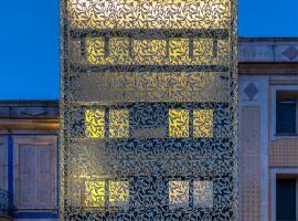 Métier Boutique Hotel, hotel perto de Estação de Metro Heroísmo, Porto