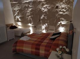 La casa nella roccia, hotel con parking en Matera