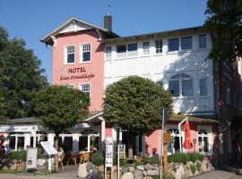 Hotel Zum Strandläufer, Hotel in Ahrenshoop