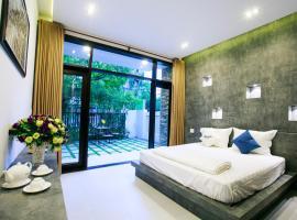 Azumi 02 bedroom ground floor Apartment Hoian, apartment in Hoi An
