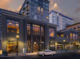 The Row Hotel at Assembly Row, Autograph Collection by Marriott, accessible hotel in Somerville