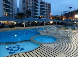 Apartamento ao lado do shopping Piratas Angra dos Reis, accessible hotel in Angra dos Reis