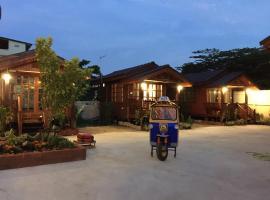 Cherry M Home Stay Near Suvarnaphumi Airport, homestay in Bangkok