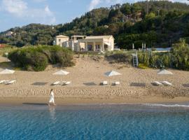 Acantha Boutique Hotel, hotel near Agios Stefanos Beach, Ereikoússa