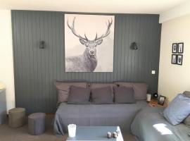 Courchevel La Tania - Appt 6 personnes - Residence Folyeres, hotel in La Tania