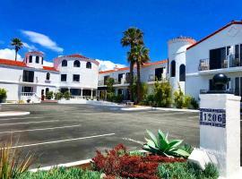 Masterpiece Hotel, motel in Morro Bay