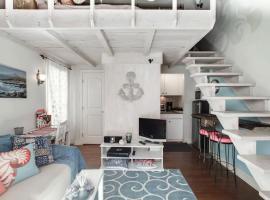 BEACH Loft studio~Sand Castle @ Venice Beach, apartment in Los Angeles
