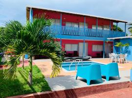 Be Happy Hotel, hotel in San Andrés