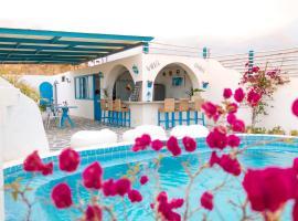 Villa Aqua Boutique Vichayito, hotel in Vichayito