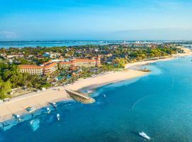 Grand Mirage Resort & Thalasso Bali - All Inclusive, hotel in Nusa Dua