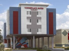 TownePlace Suites by Marriott Tampa South, hotel in Tampa