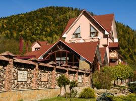 Abago Hotel, pet-friendly hotel in Guzeripl'