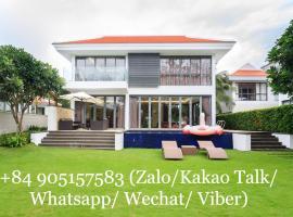 Real Relax Villa & Massage, hotel in Da Nang