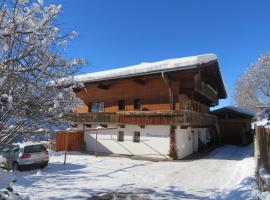 Haus Moosbrunn, Ferienwohnung in Alpbach