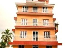 V bee Plaza, hotel near Thiruvananthapuram International Airport - TRV, Trivandrum