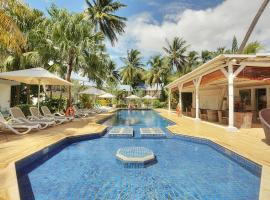 Cocotiers Hotel – Mauritius, hotel in Port Louis