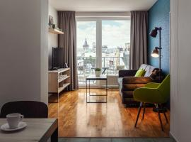EA Hotel Apartments Wenceslas Square, apartment in Prague