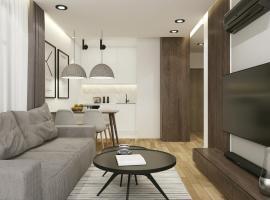 NextGen Apartments, serviced apartment in Kraków