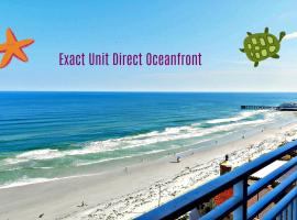 Ocean Walk 1107 - 1 BR Oceanfront, apartment in Daytona Beach