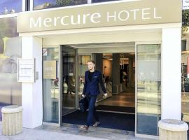 Mercure Nancy Centre Gare, hotel a Nancy