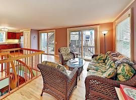 New Listing! Serene East End Condo: Steps To Sand Condo, apartment in Provincetown