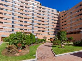 Araucaria Garden & Parking, budget hotel in Málaga