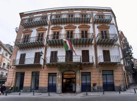 Hotel Palazzo Sitano, hotel in zona Mercato della Vucciria, Palermo