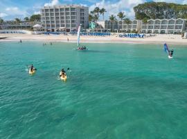 Sea Breeze Beach House All Inclusive by Ocean Hotels, hotel in Christ Church
