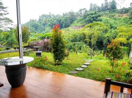 The Wiltshire One at Dago Pakar - Hillside villa, villa in Bandung