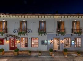 Kastalia Boutique Hotel, hotel in Delphi