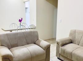 Apartamento 2 quartos do lado da Uniube 208, room in Uberaba