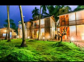 Coast Land Cottage, hotel in Anjuna
