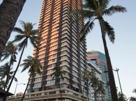 Waikiki Monarch Hotel, отель в Гонолулу