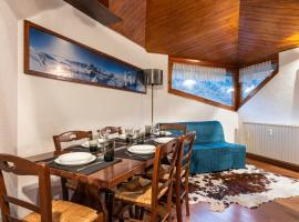 Nice 3 Bedrooms Apartment in Breuil - Cervinia, apartment in Breuil-Cervinia
