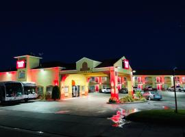 Executive Inn westley,CA, hotel in Westley