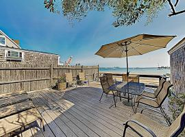 New Listing! Brand-New Waterfront Condo W/ Deck Condo, apartment in Provincetown