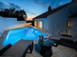 Villa Andre - swimming pool, hotel in Nerežišća