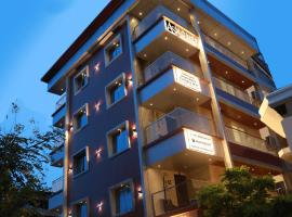 As homes, apartment in Cochin